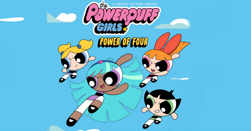 There Is A Fourth Powerpuff Girl & We're In Love With Her!