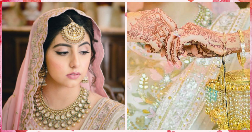 Love tradition? This bridal chura set is to die for!