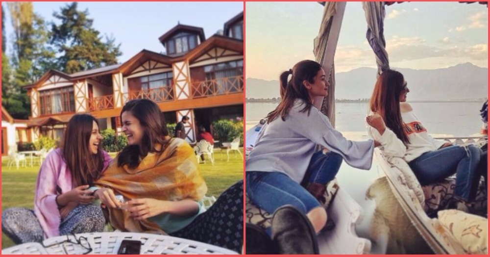 Alia & Her BFF In Srinagar Are Giving Us Major #InstaGoals!
