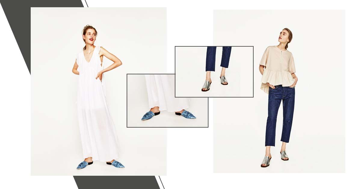 #MoveOverMules, Two-toned Shoes from Zara are Here!