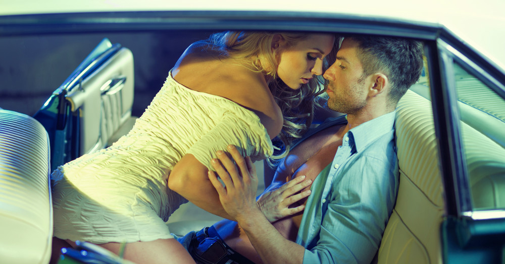 The Naughty Girl's Guide To Having Great Car Sex!