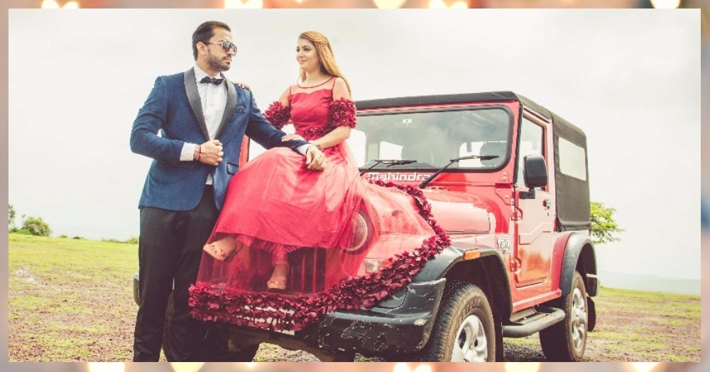 This Photographer Bride Shot Her Own Pre-Wedding Pictures And They Are *Stunning*
