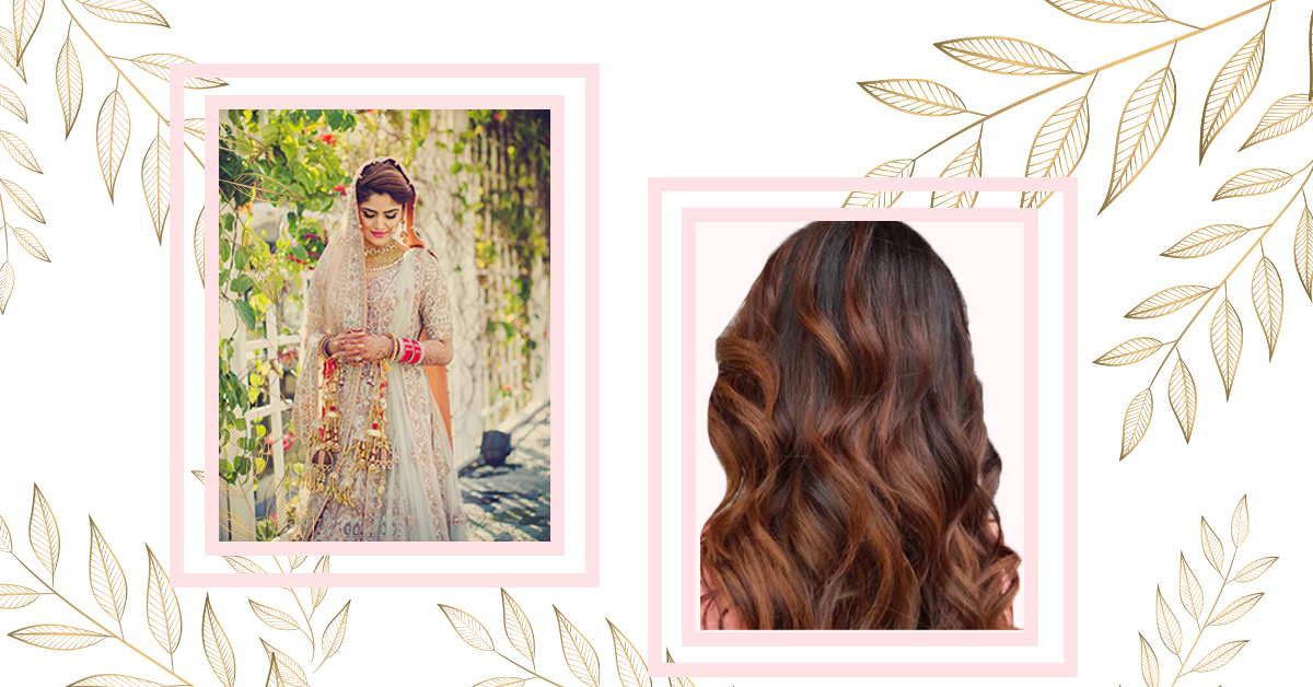8 *Pretty* Hair Colour Trends That Will Make You Stand Out On Your Shaadi!