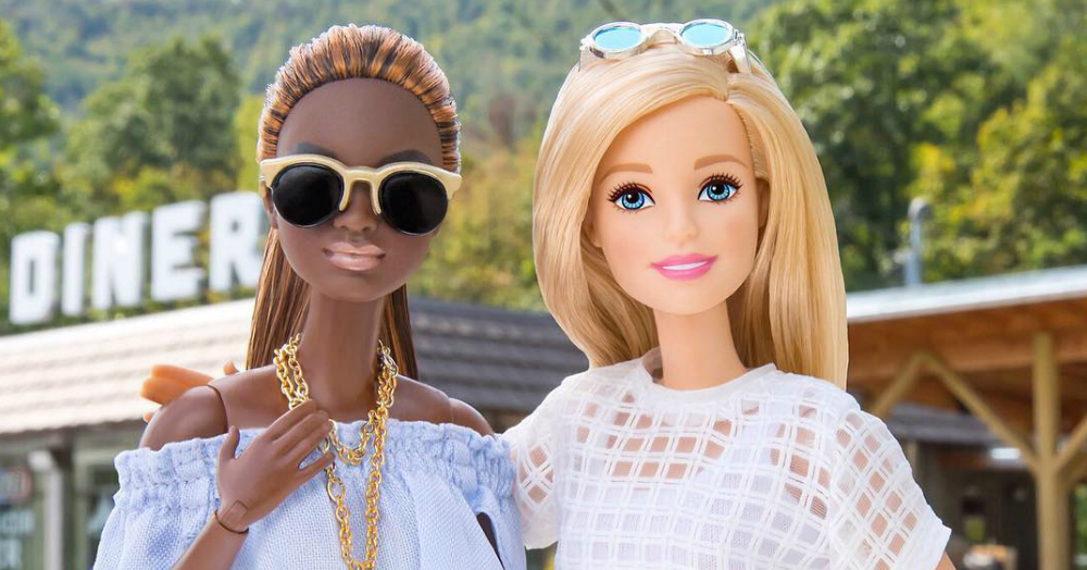 Welcome To The World Of Stylista Barbie As She (Yes, She) Takes You Through Her Closet And Style Secrets