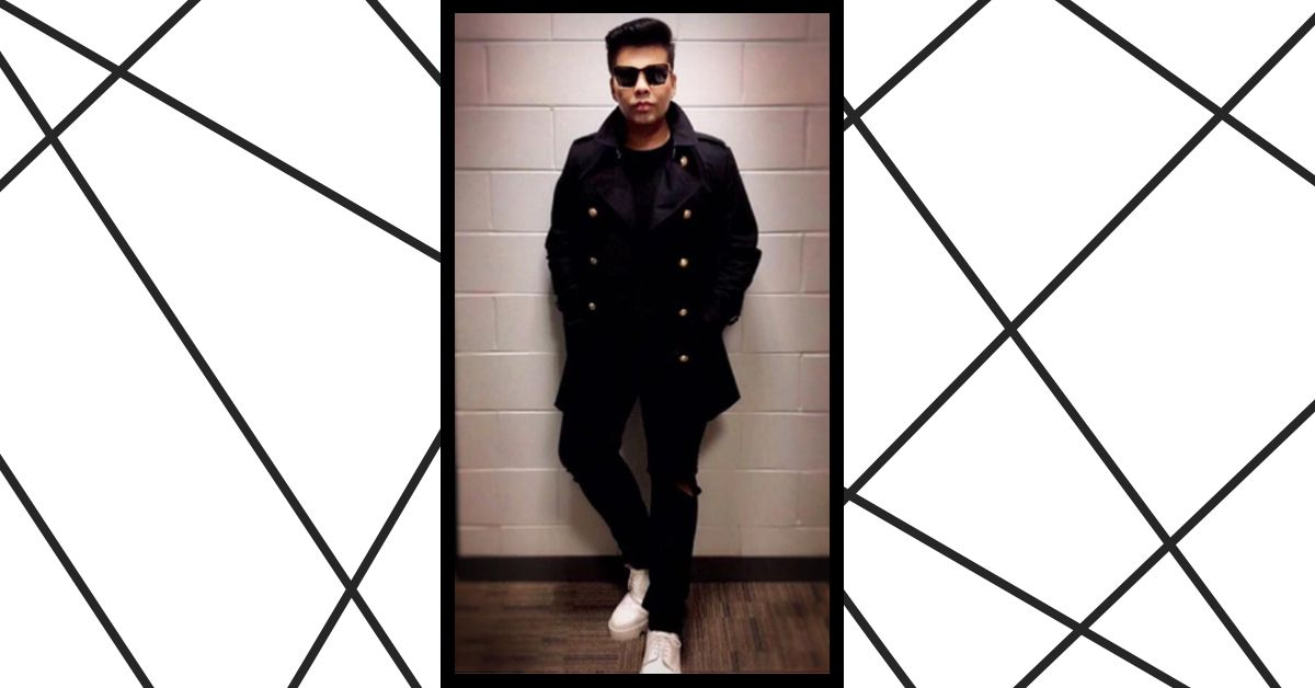 We Are SO Jealous Of Karan Johar's Shoe Collection!