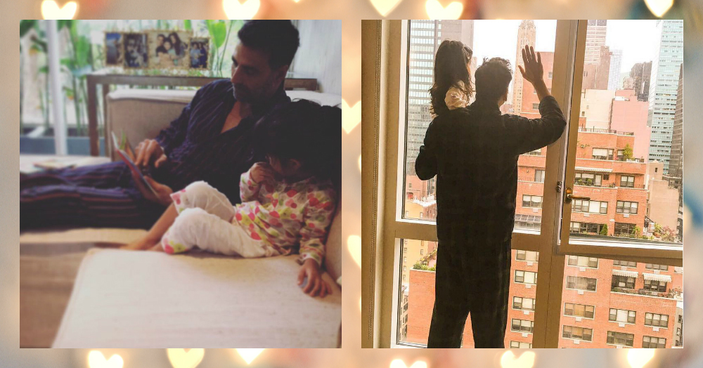#Aww: Akshay Kumar Did The Sweetest Thing For His Daughter's Birthday