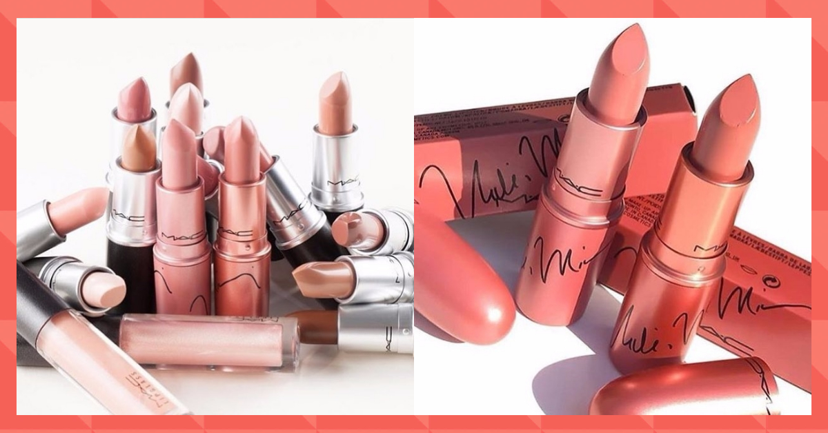 M.A.C's New Nude Lippies Are Abso-Freakin-Lutely Lustworthy!