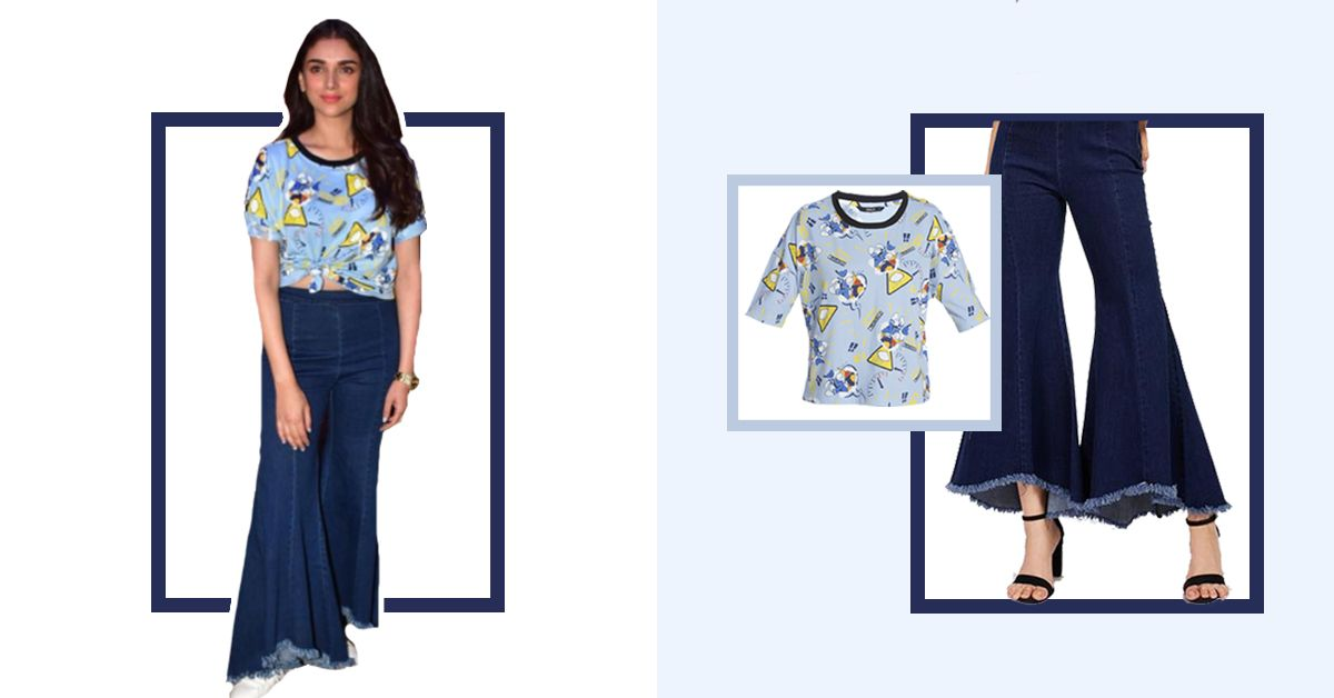 Get The Look: We Want Aditi Rao Hydari's Casual Chic Outfit!