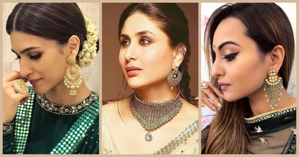 #FestiveSpecial: These Beauty Looks Will Be Your Go-To Make-Up Inspo For Navratri!