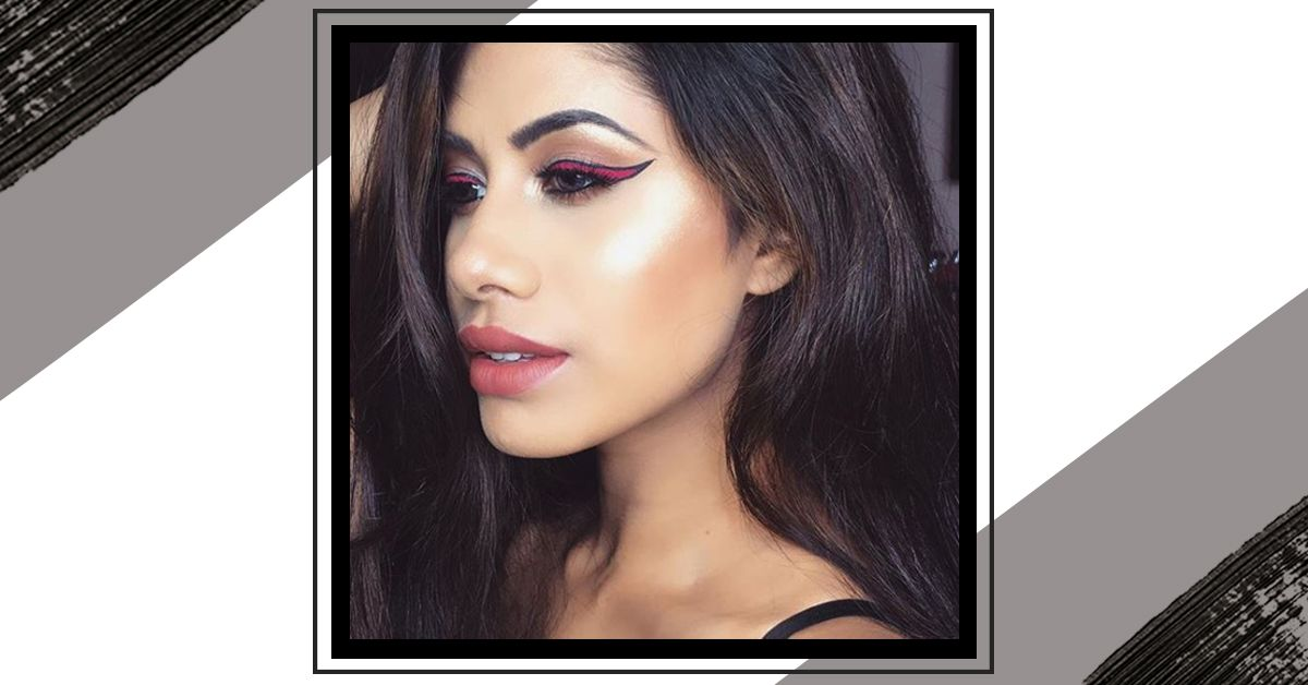 Positively Fabulous: Ways To Slay With Negative Space Eyeliner!