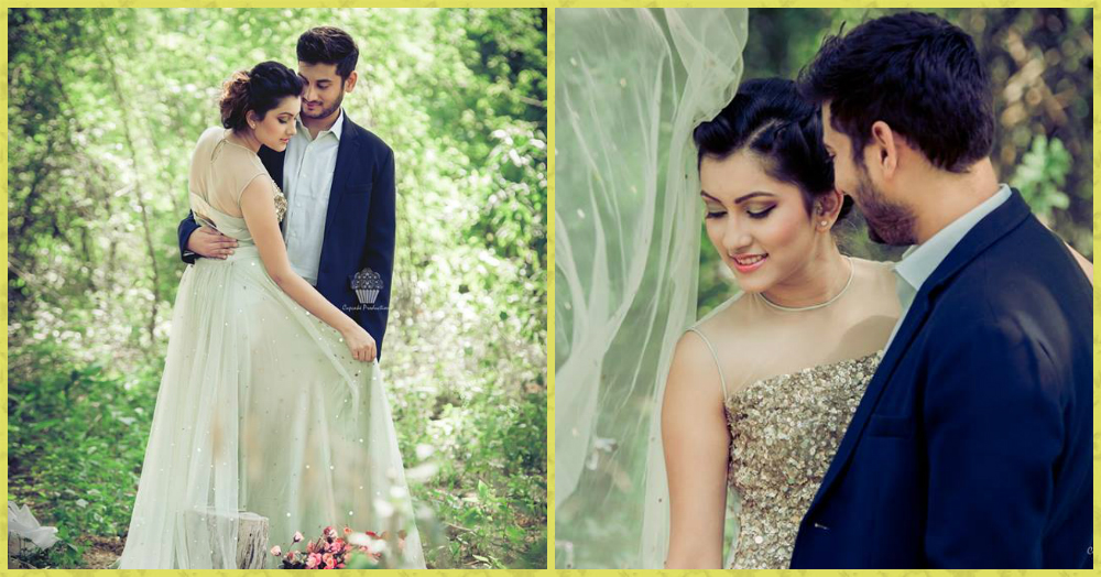Throwback To This *Dreamy* Pre-Wedding Shoot That Still Makes Us Go Weak In The Knees!