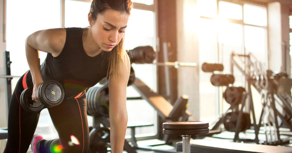 #FeelTheBurn: 7 Workouts For The Toned Arms You've Always Wanted!