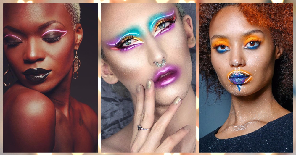 This Electric Make-Up Trend Is Going To Make Your Diwali LIT AF!