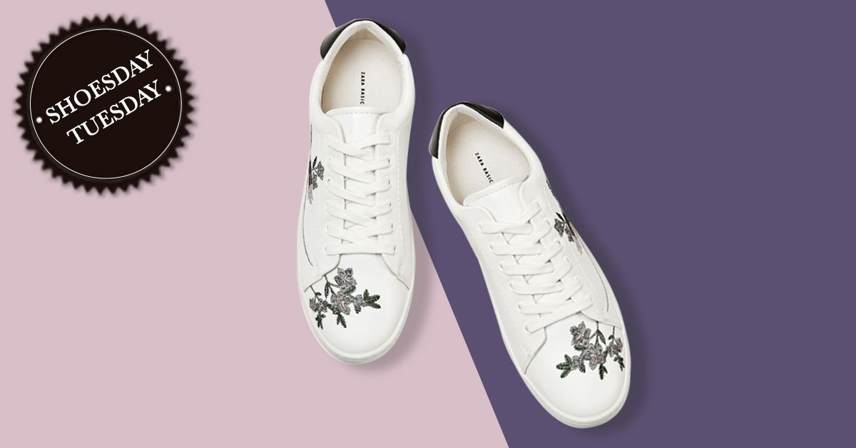 #ShoesdayTuesday: These Sneakers Are Anything But Ordinary!