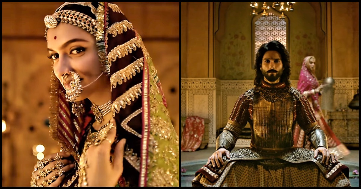 All The Deets Behind Padmavati's Grandeur And How It Was Created!