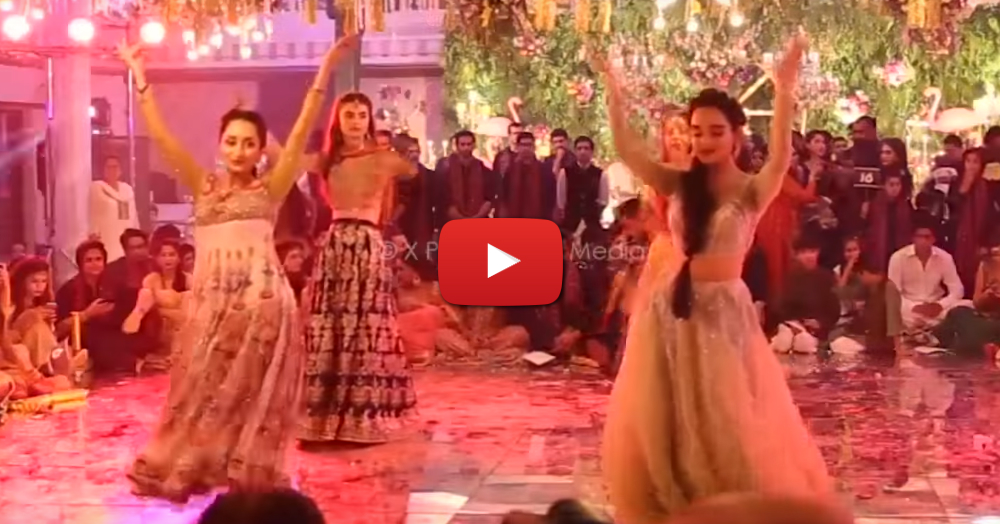From Despacito To Aati Kya Khandala... This Sangeet Performance Is AMAZING!