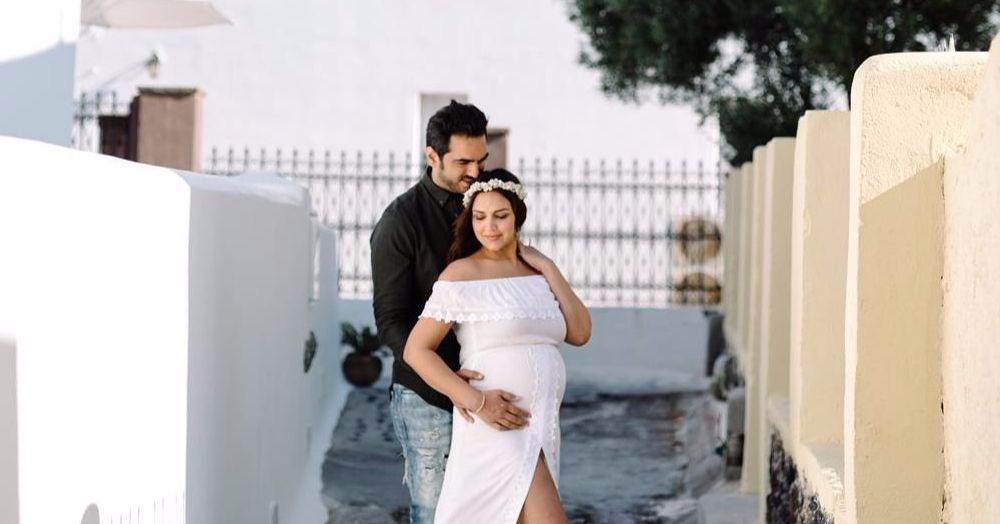 Esha Deol's New Born Has A Name & It's Angelic!