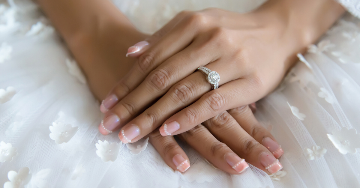 7 *Stunning* Wedding Day Manicure Ideas To Steal From Instagram Right Now!