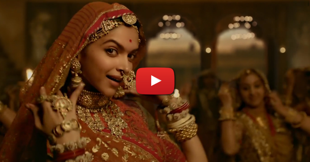 Forget 'Nagada Sang Dhol', Deepika In THIS New Song Has Taken Our Breath Away!