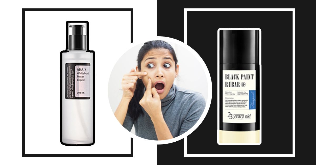Before You Treat Them, Here's What Blackheads And Whiteheads Really Are!