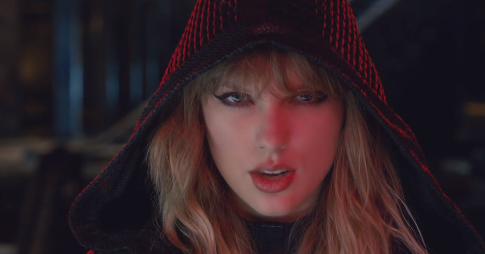27 Thoughts I Had While Watching Taylor Swift's New Music Video!