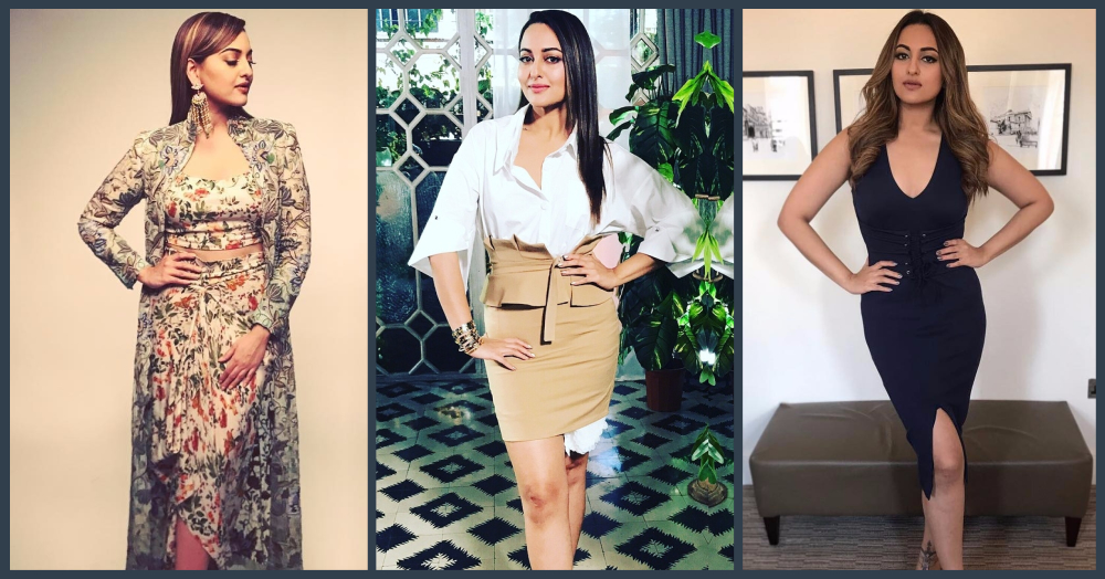 #PicturePerfect: Sonakshi Sinha's Style Game Is On Point These Days!