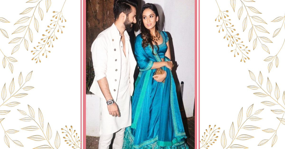 7 Celebrity Couples Who Always Give Us Major Indian Wear Goals!
