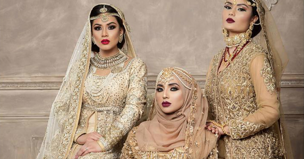Mashallah! You Won't Be Able To Take Your Eyes Off These Beautiful Hijabi Brides!