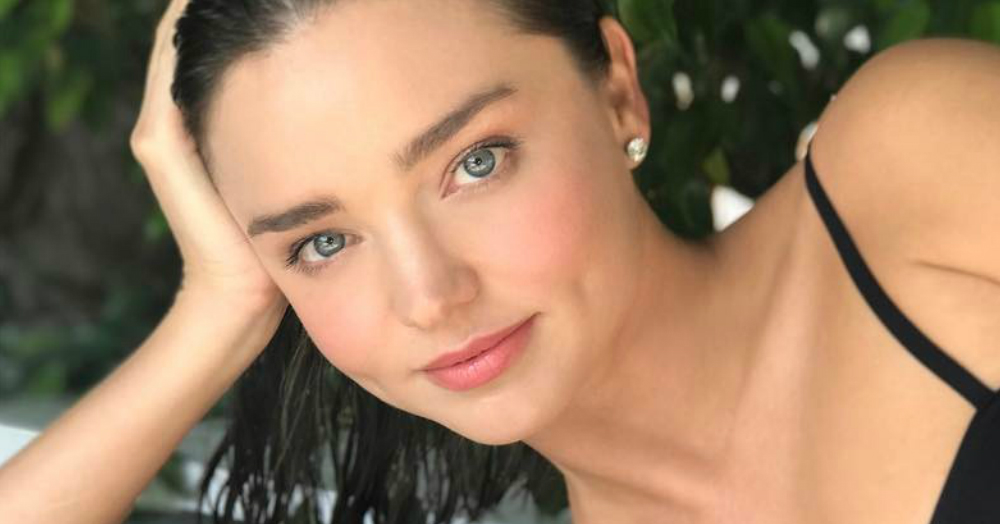 Miranda Kerr's Highlighter Will Have You Feelin' The Love Along With #ThatGlowTho
