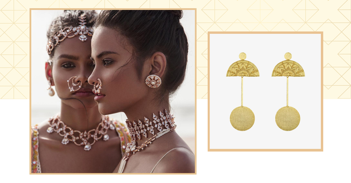 It's About Time You Check Out These 8 Indian Jewellery Labels!