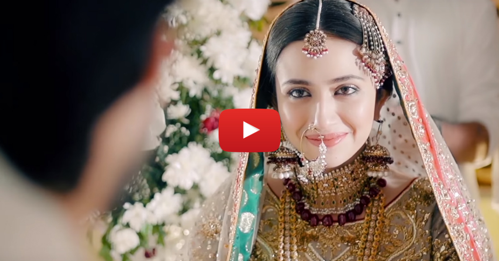 That Moment When This Couple Said 'Qabool Hai' Will Take Your Breath Away!