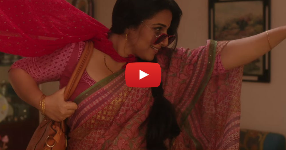 Vidya Balan's New Song 'Manva Likes To Fly' Is The Background Score To All Our Dreams!
