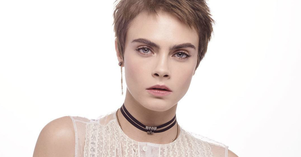 25-Year-Old Cara Delevingne Is The Face For Dior's Anti-Ageing Line & We Aren't Amused