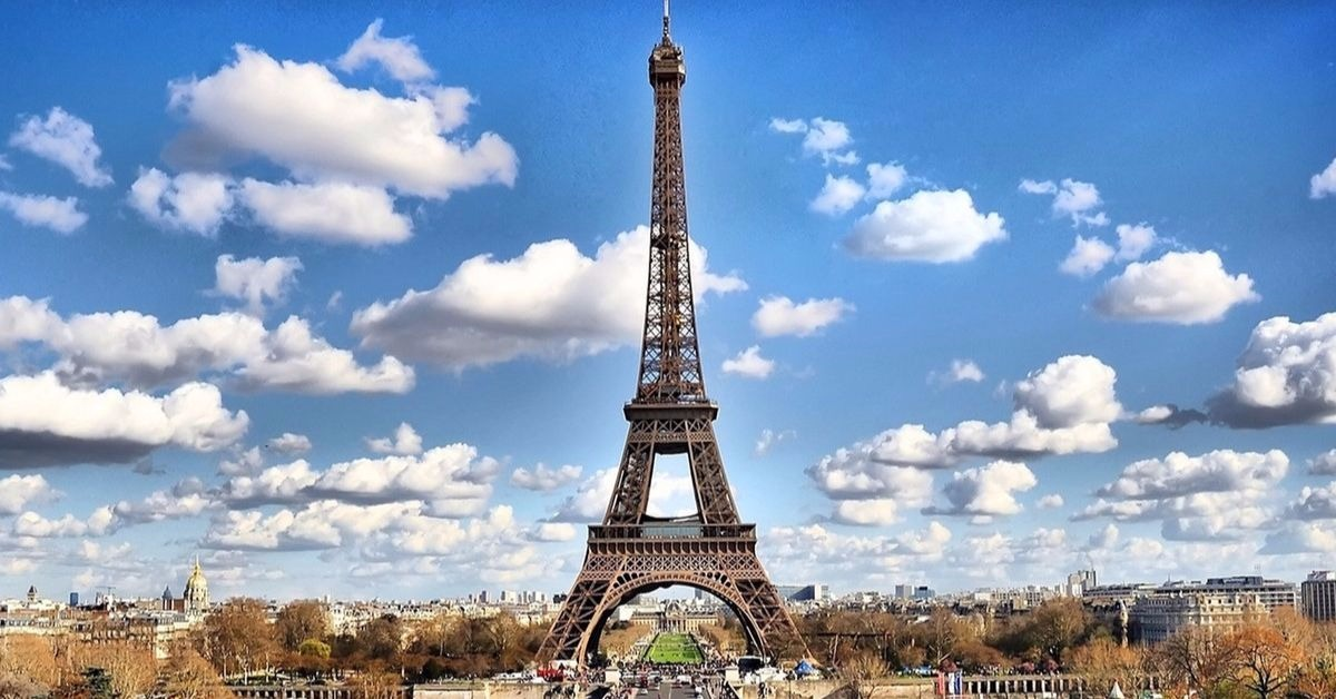 Want To Click The Eiffel Tower At Night? It Could Get You Arrested