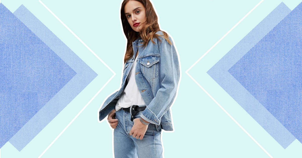 Save, Spend, Splurge: Denim Jacket Is Our Favourite Fall Accessory