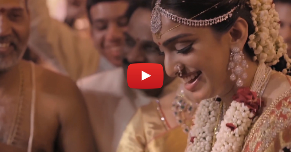 This Wedding Video Captures True Love In The Most *Beautiful* Way Ever!
