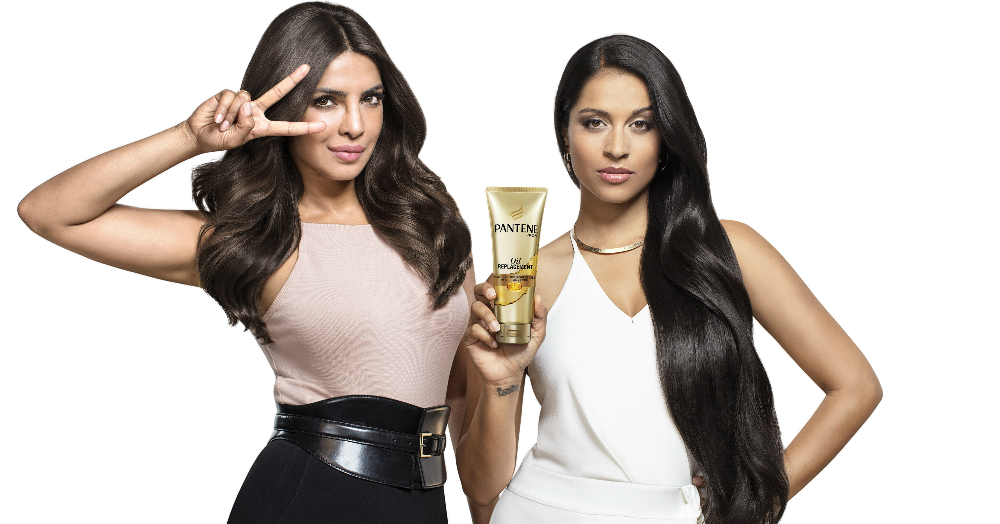 Priyanka Chopra & Lilly Singh Come Together To Give You MAJOR #HairGoals