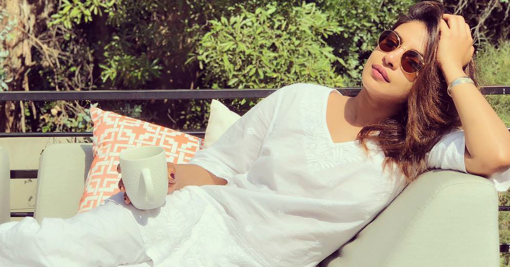 Priyanka's NYC Apartment Makes Us Want To Live With Her!