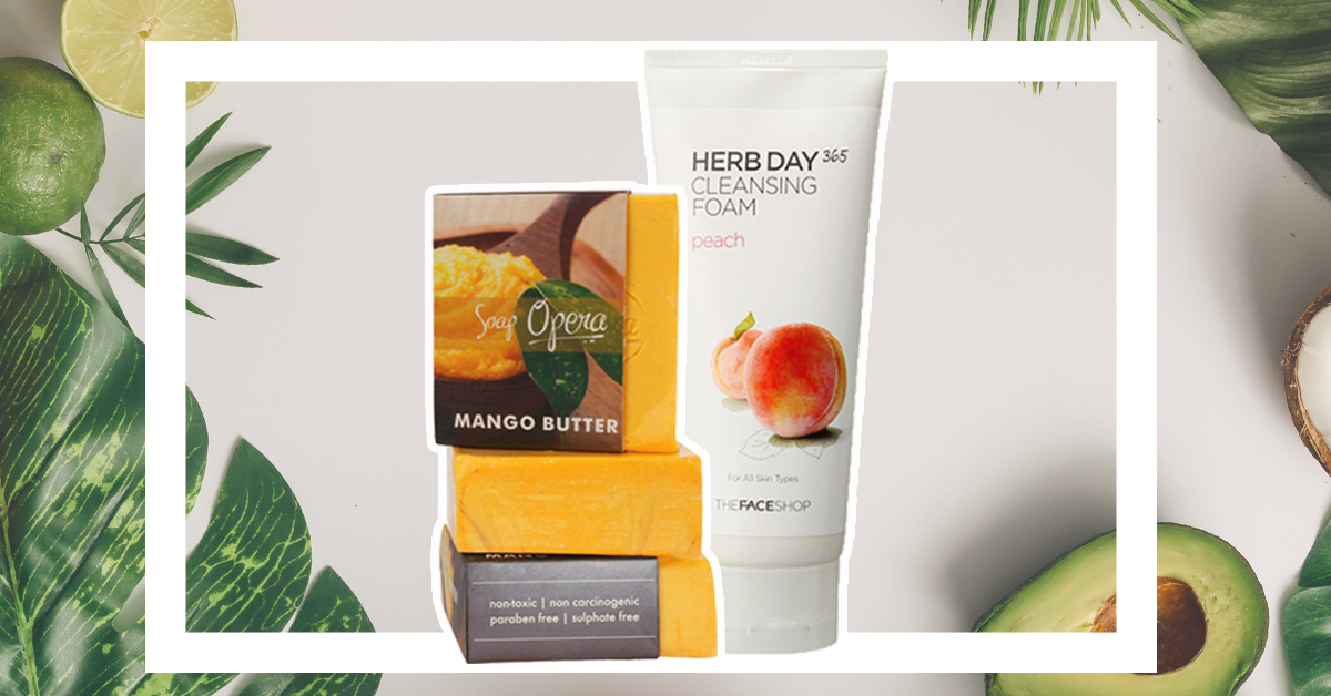 Fruity Goodness: Get Clear And Smooth Skin With These Fruit-Infused Products!