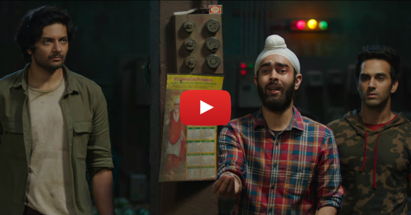The Trailer For Fukrey Returns Is Here & We Can't Wait