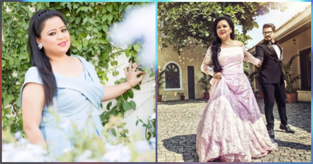 Bharti Singh's *New* Avatar In Her Romantic Pre-Wedding Shoot Is A Breath Of Fresh Air!