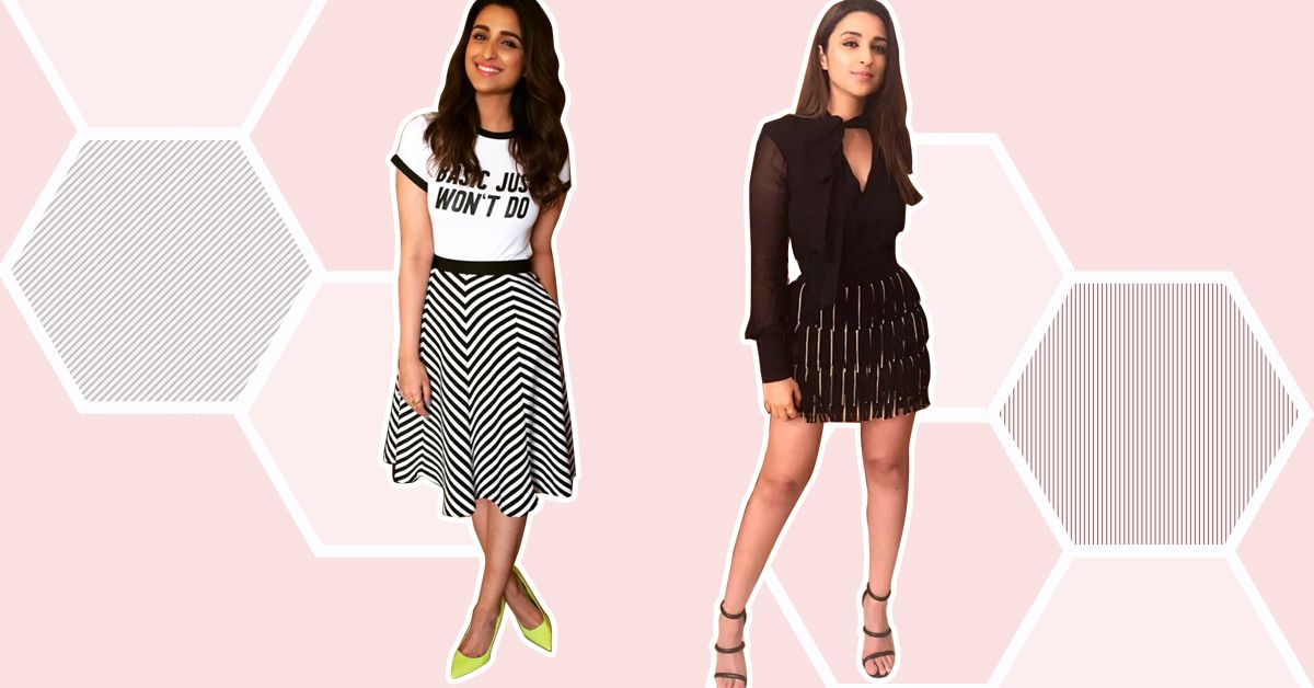#StyleEvolution : Tracing Parineeti Chopra's Slow & Steady Rise As The Style Queen