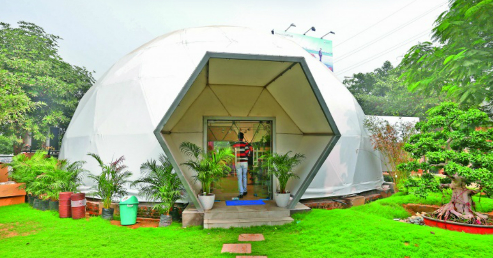 Gurugram Gets Its First Oxygen Chamber In The Wake Of Delhi Smog
