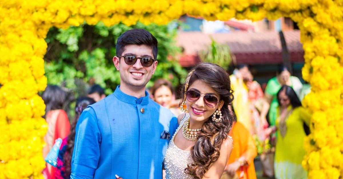 Beach, Bae & Bombay: This Beautiful Wedding Will Give You All The FEELS!