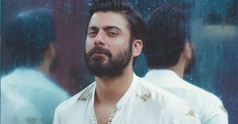You'll Be Gasping For Air After Seeing Fawad Khan's *Hot* New Photoshoot!