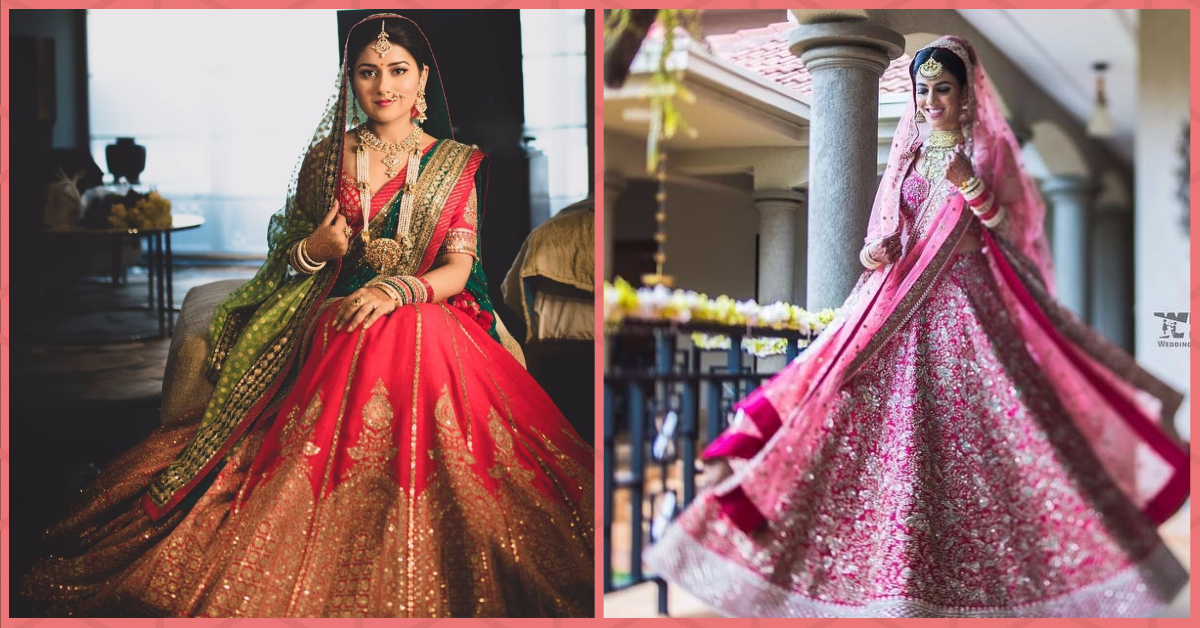 9 Photos Of Your Bridal Lehenga That You Just Can't Afford To Miss!