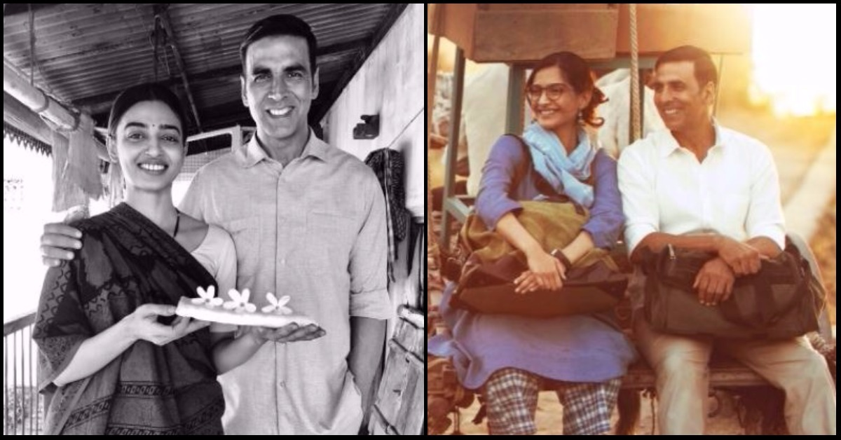 Akshay Kumar's Padman Is Creating A Buzz On Twitter For All The Right Reasons