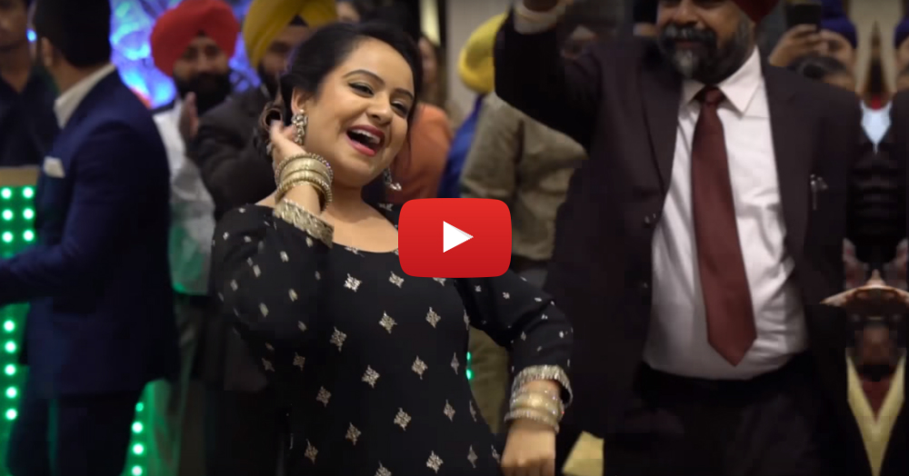 Your Brother Will Love It If You Dance Like *This* On His Wedding!