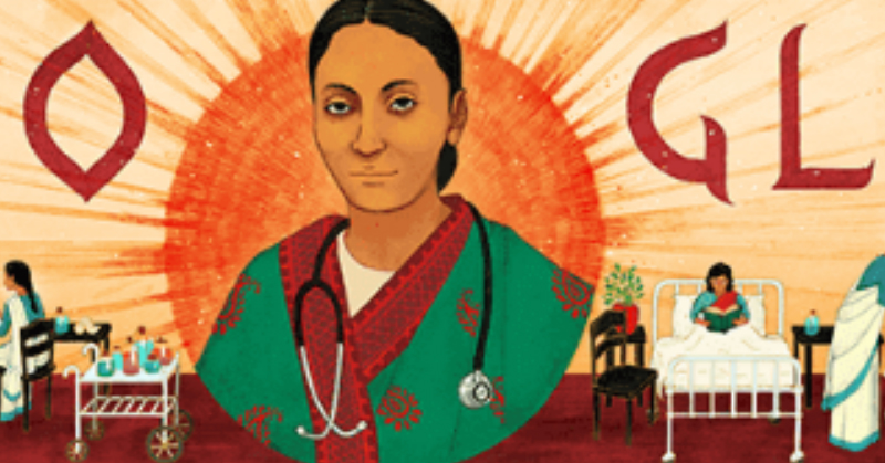Thank You, Rukmabai, India's First Lady Doctor & The Woman On Google's Doodle Today
