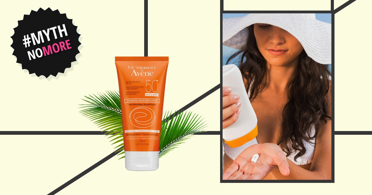 #MythNoMore: Does High SPF REALLY Mean More Protection?